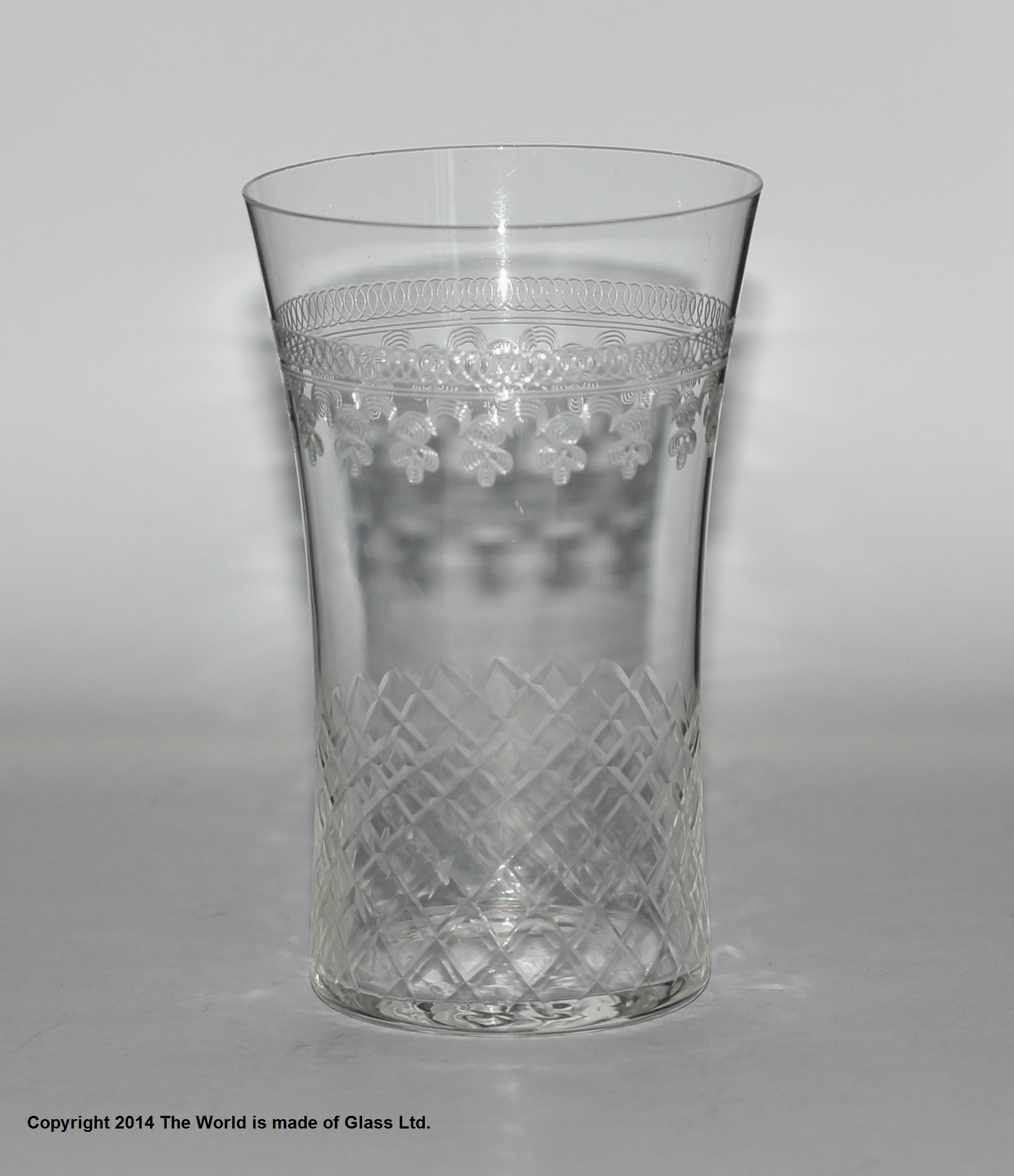 5c76e4a9b7f WATER GLASSES Archives - 20th Century Glass